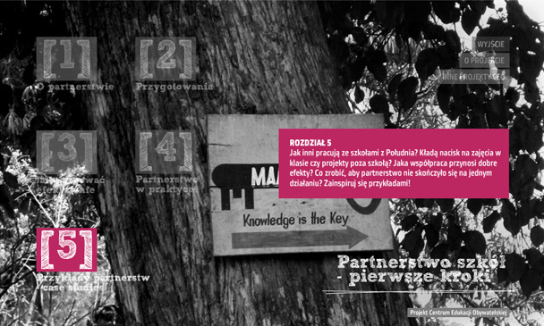 Partnership Schools - multimedia presentation